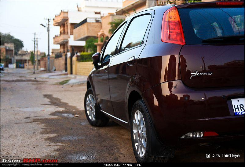 Fiat Punto MJD 90HP - The Story of 90 Fuel Burning Italian Horses: 9800 smiles so far-road-ahead.jpg