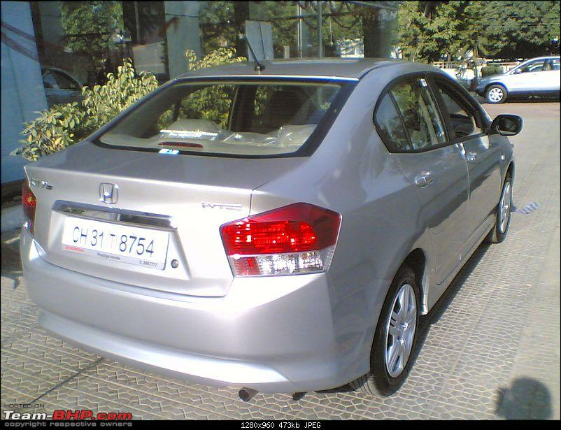The First All New Honda City in Hyderabad with mileage report-27112008001.jpg