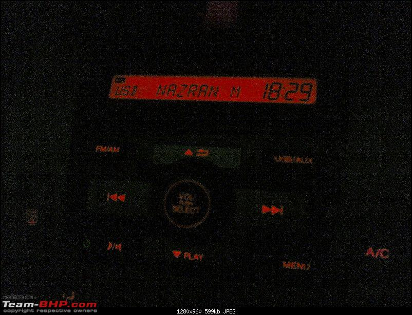The First All New Honda City in Hyderabad with mileage report-27112008004.jpg