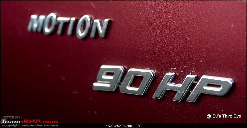 Fiat Punto MJD 90HP - The Story of 90 Fuel Burning Italian Horses: 9800 smiles so far-new-badge.jpg