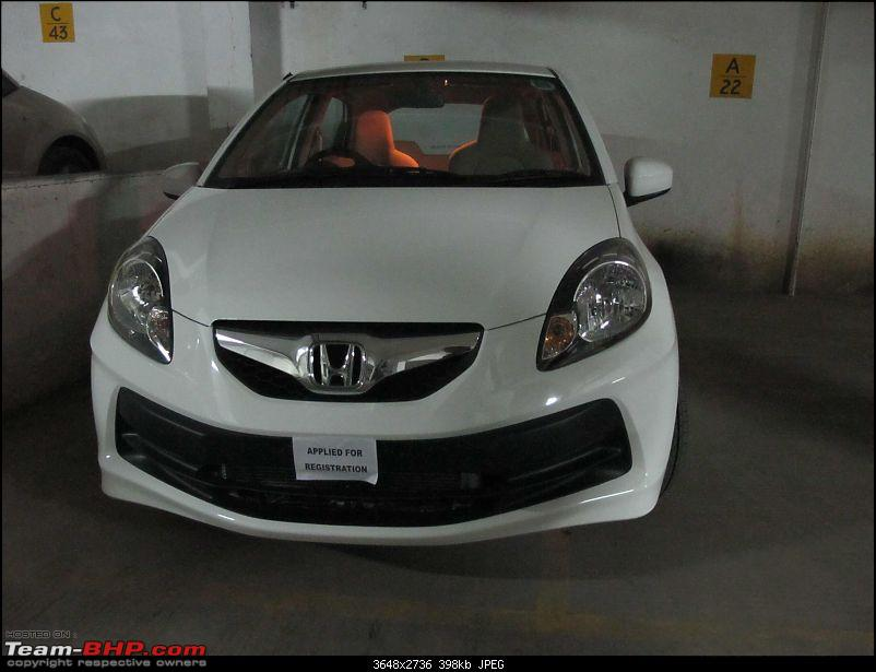 Honda Brio 'Ed For the First time!-1.jpg