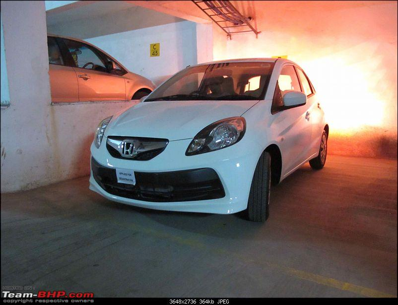 Honda Brio 'Ed For the First time!-4.jpg