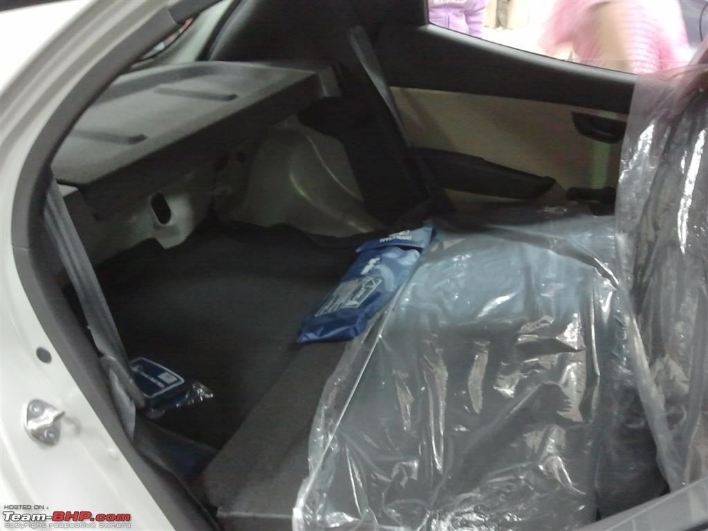 Hyundai Eon A Closer Look And A Test Drive Team Bhp