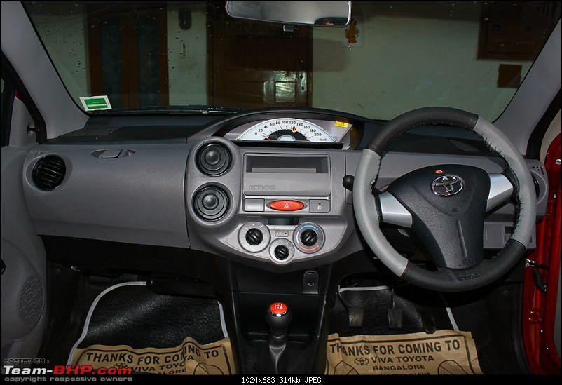 Living Tmrrw 2Day - Toyota Etios Liva G - SP Vermilion Red - 10,000 kms-dashboard-full-view.jpg