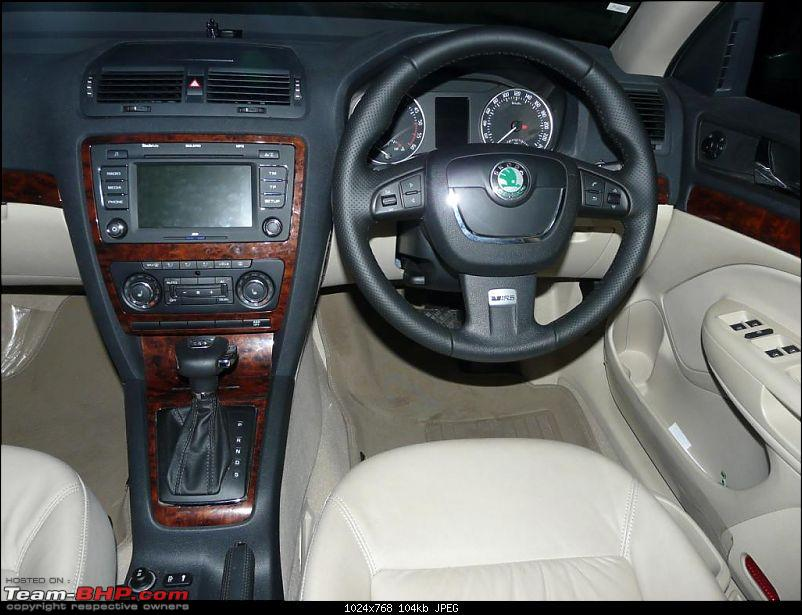 Luxury personified : Skoda laura TDI AT Elegance EDIT: Now sold!-p1020535..jpg