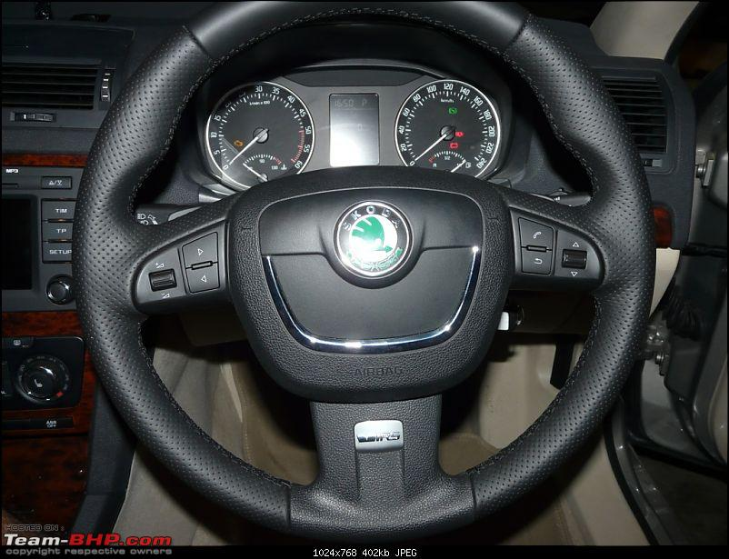 Luxury personified : Skoda laura TDI AT Elegance EDIT: Now sold!-p1020542..jpg