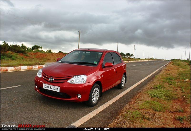 Living Tmrrw 2Day - Toyota Etios Liva G - SP Vermilion Red - 10,000 kms-img_4889.jpg