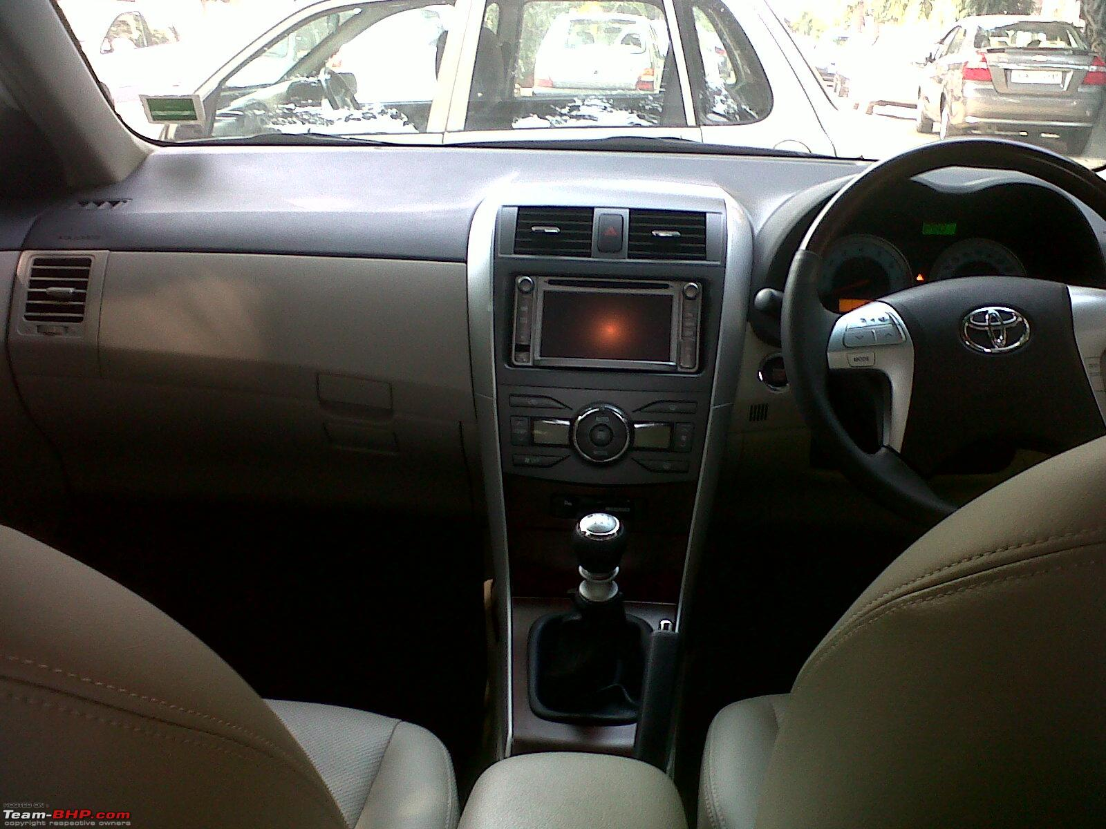 toyota corolla altis 1 8gl initial ownership review. Black Bedroom Furniture Sets. Home Design Ideas