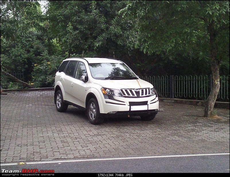 XUV500 W8 FWD Satin White: Buying experince and initial ownership-photo0274.jpg