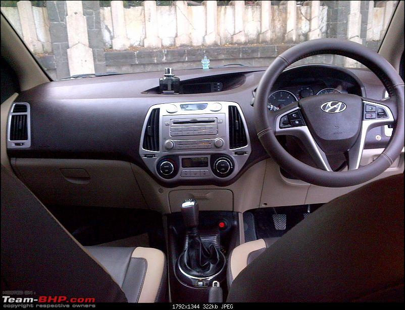 My New Black Babe: The Hyundai I-20 Asta 1.4 CRDI.-img2011112800560.jpg