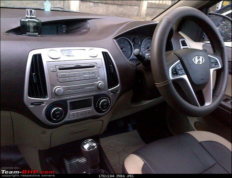 My New Black Babe: The Hyundai I-20 Asta 1.4 CRDI.-img2011112800573.jpg