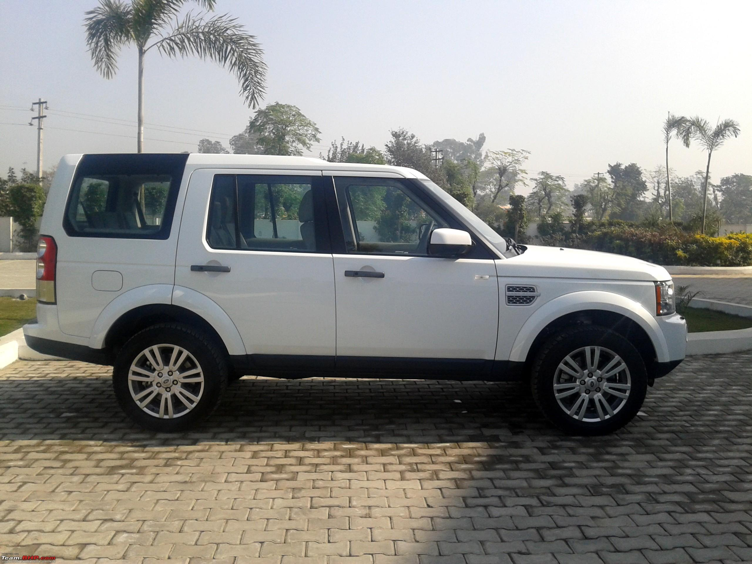 Land Rover Discovery 4 R And D Team Bhp