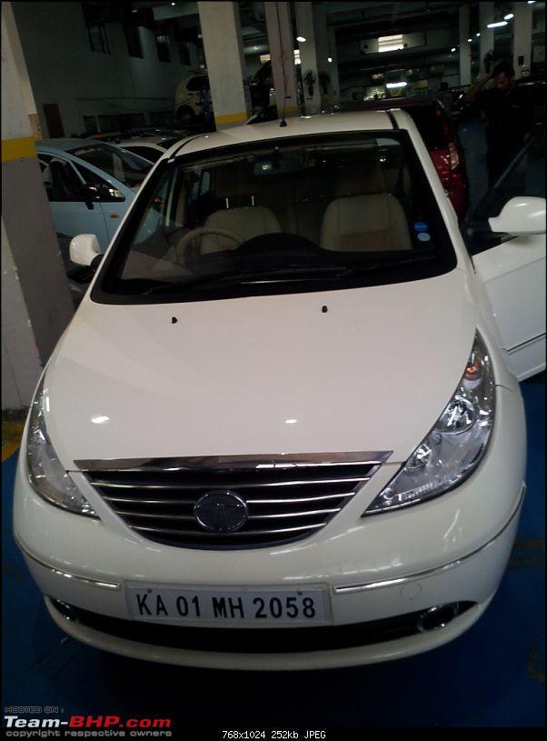 Tata Vista VX – Our new White Stallion!-20111226_152210.jpg