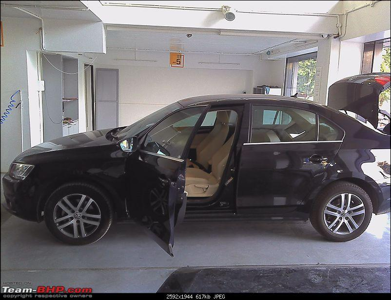 Jet Set Go! Volkswagen Jetta Highline AT. *UPDATE* 2 years and 2nd Service up-getting-cleaned-up.jpg