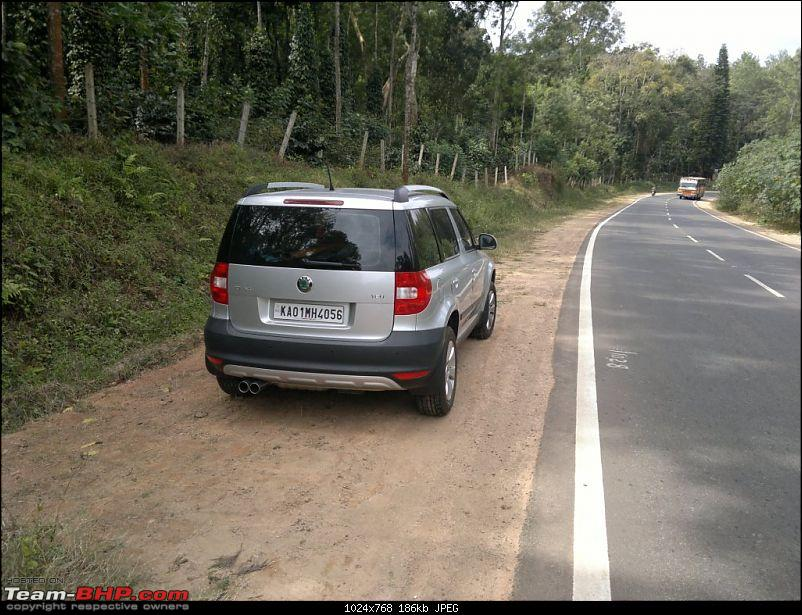 Skoda Yeti@ India (An ownership review) EDIT: Now sold!-30122011746.jpg