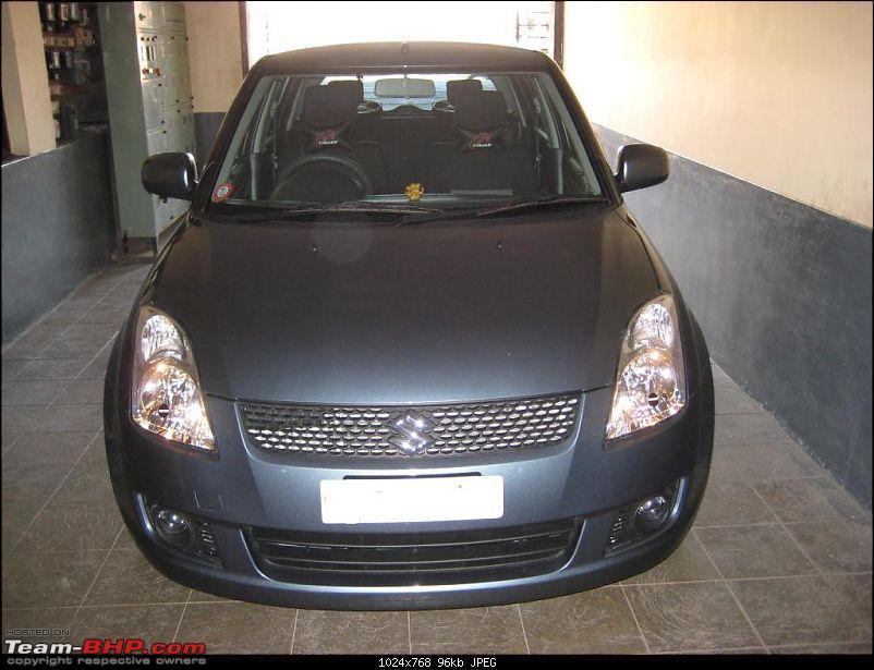 My new SWIFT VDi - Azure Gray-car-front.jpg