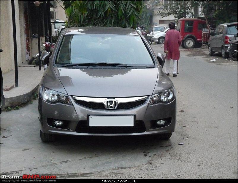 My Grey Hell Hound - Honda Civic SMT '11 - 5000 kms Ownership Report-p1010476.jpg