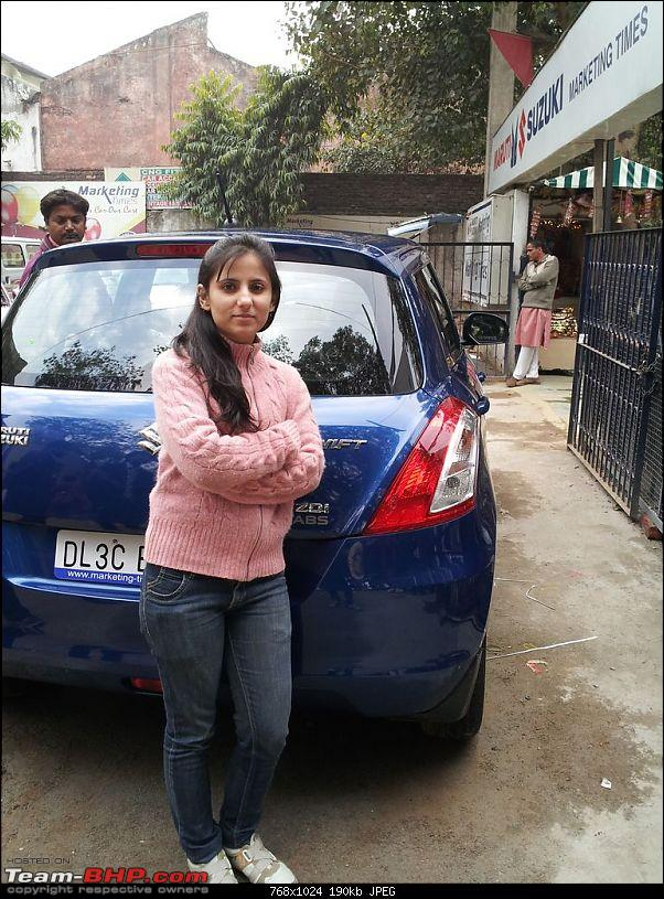 Blu-T: My Maruti Swift Zdi Jan 2012 'I'm in Love again'-20120122_163536.jpg