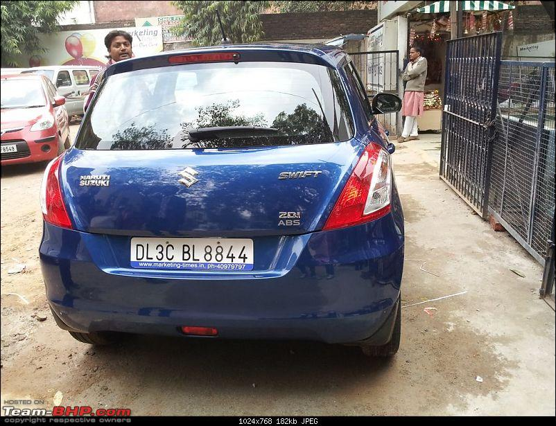 Blu-T: My Maruti Swift Zdi Jan 2012 'I'm in Love again'-20120122_163545.jpg