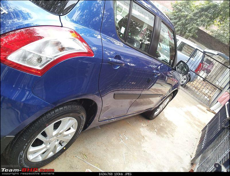 Blu-T: My Maruti Swift Zdi Jan 2012 'I'm in Love again'-20120122_163600.jpg