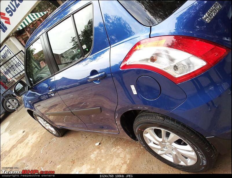 Blu-T: My Maruti Swift Zdi Jan 2012 'I'm in Love again'-20120122_163715.jpg