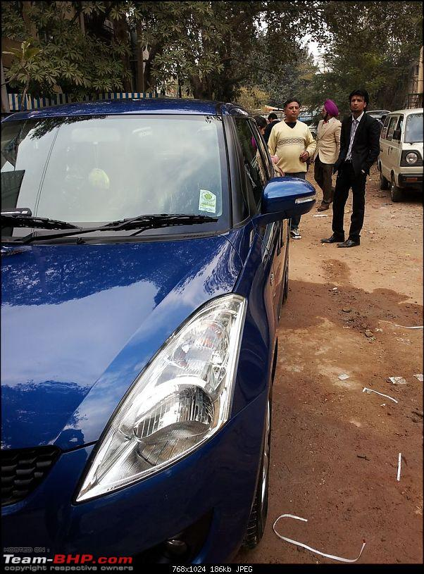 Blu-T: My Maruti Swift Zdi Jan 2012 'I'm in Love again'-20120122_163729.jpg