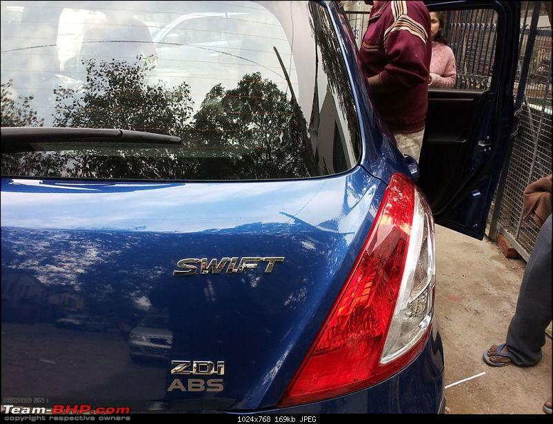 Blu-T: My Maruti Swift Zdi Jan 2012 'I'm in Love again'-20120122_164031.jpg