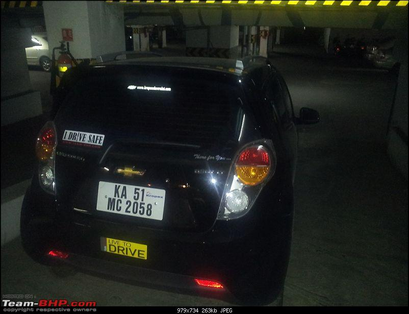 Beat It...no, not the Michael Jackson way! (Chevrolet Beat)-rear-stickers.jpg