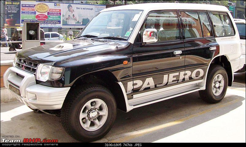 Mighty Black Paj..It's my new ride!! (Mitsubishi Pajero)-100_0960.jpg