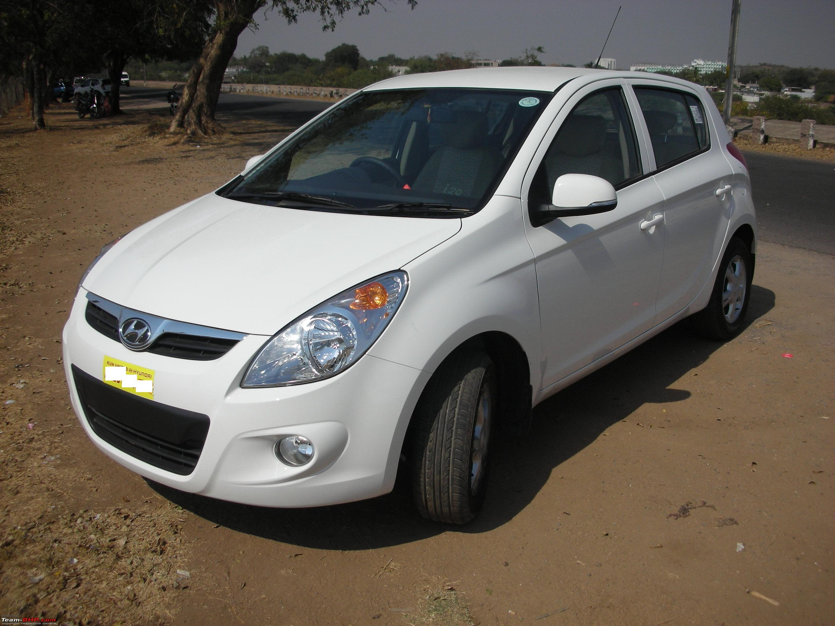 Picasso My New Hyundai I20 Asta Petrol In Coral White