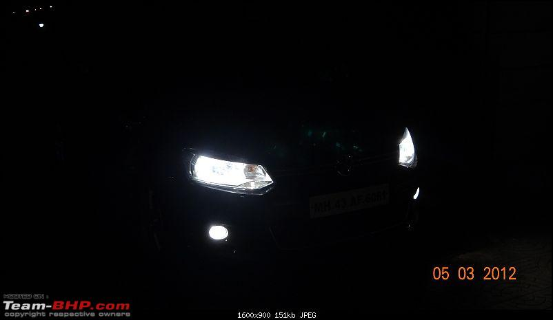 Dark Knight has arrived! VW Vento TDi Highline. EDIT: 5th Service done-low-beam-fogs.jpg