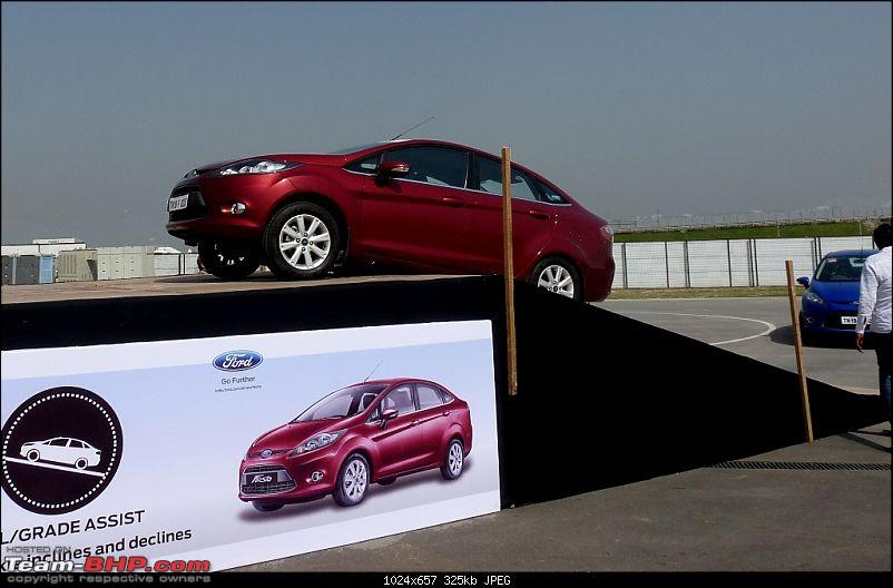 Driving the Ford Fiesta dual-clutch Automatic on the Buddh International Circuit-p1040124.jpg