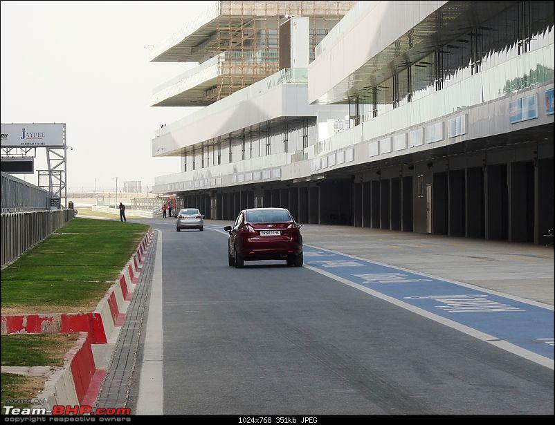 Driving the Ford Fiesta dual-clutch Automatic on the Buddh International Circuit-p1040148.jpg