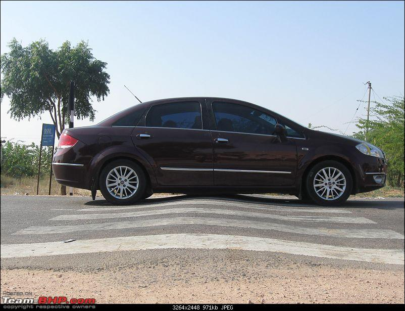 My Fiat Linea MJD  EDIT: 365 days completed, 36000 kms driven-ground-clearance-test.jpg