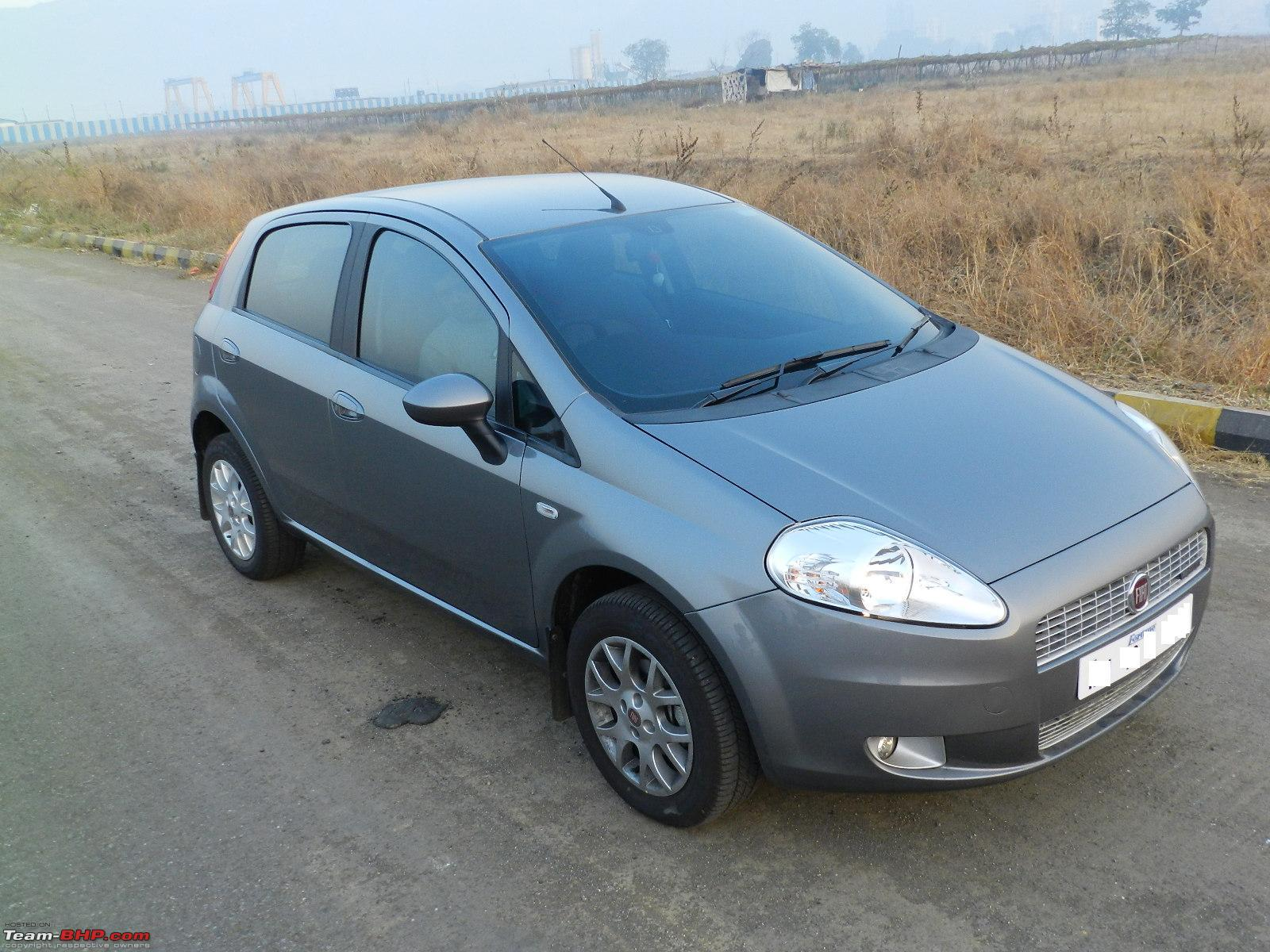 my 2012 fiat punto 1 3 mjd emotion ownership review team bhp. Black Bedroom Furniture Sets. Home Design Ideas