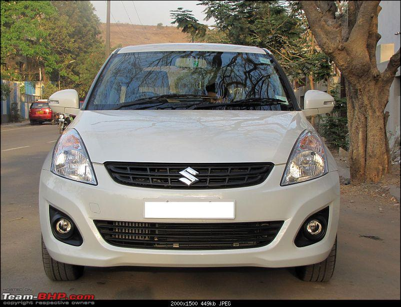 Maruti Dzire Zdi Initial Ownership review-carfront1.jpg