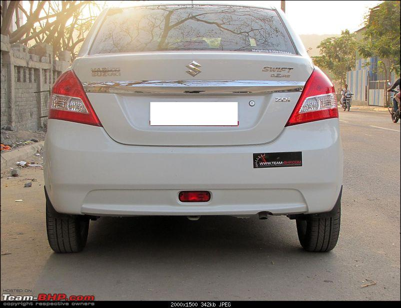 Maruti Dzire Zdi Initial Ownership review-carback.jpg