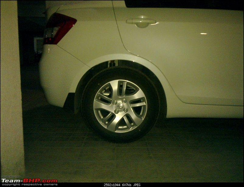 Maruti Dzire Zdi Initial Ownership review-withload.jpg