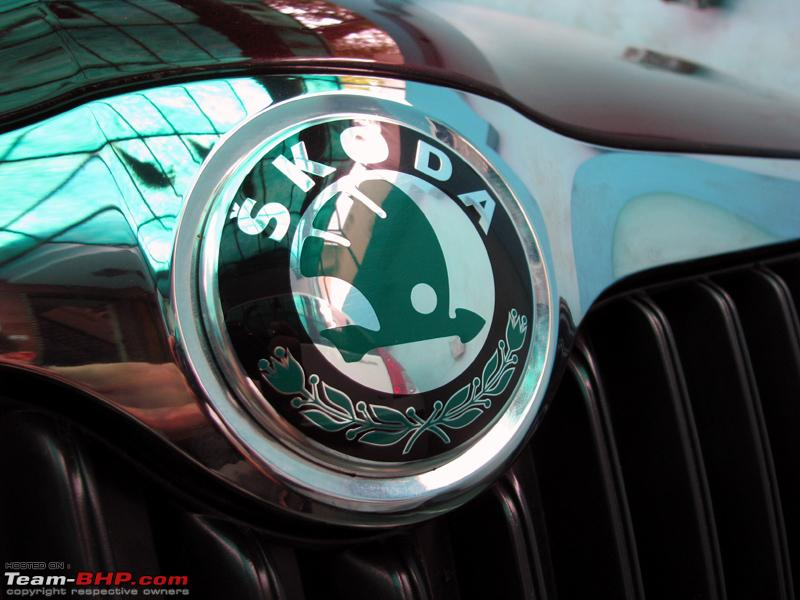 Name:  3 Superb Skoda LOGO.JPG