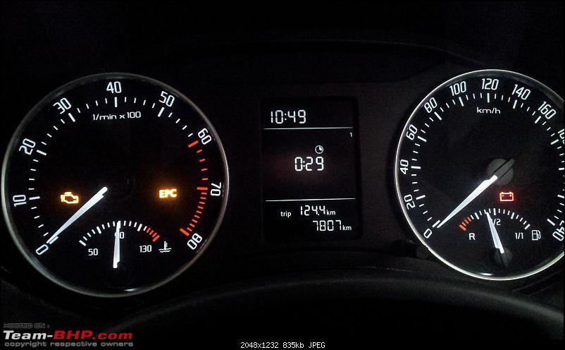 "My new Skoda Laura 1.8TSi. An upgrade from Fiesta. UPDATE: New 17"" Lenso's installed-20120329_104926.jpg"