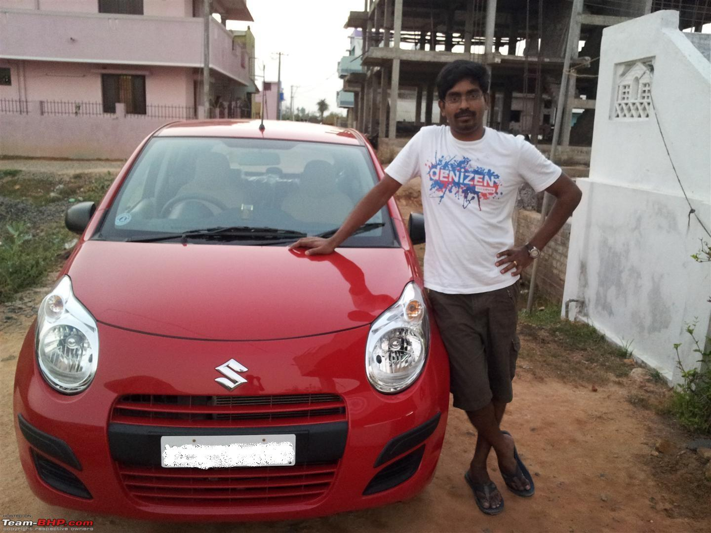 Our 2012 Spiced Up Maruti A Star Automatic 20120323 182310