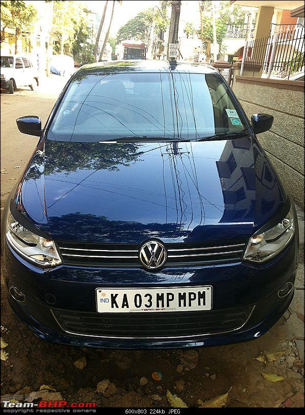 My blue teutonic beauty - VW Vento TDI HL - 15000 KMs update-full_view.jpg