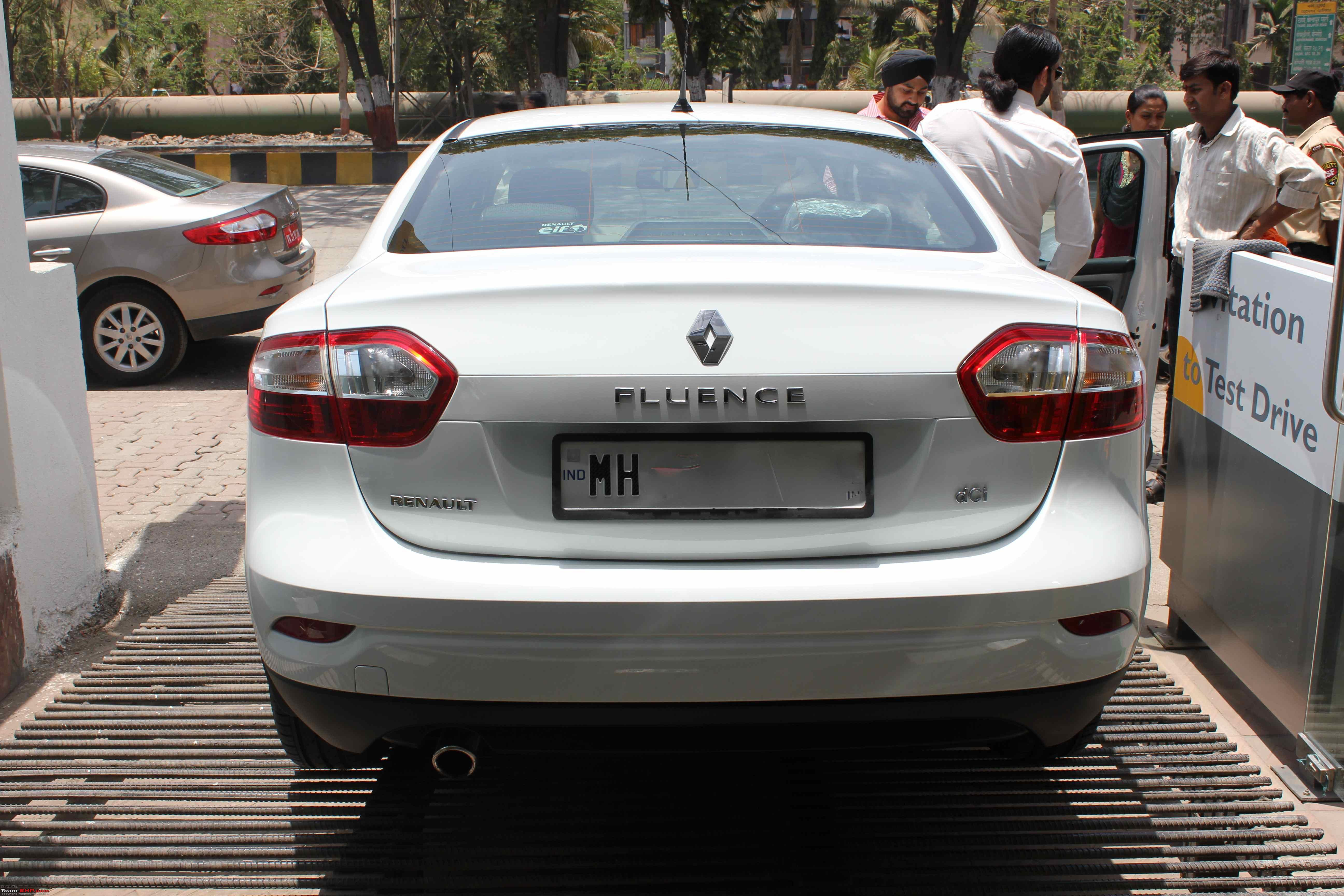 A Beautiful Influence My Renault Fluence 5 000 Kms
