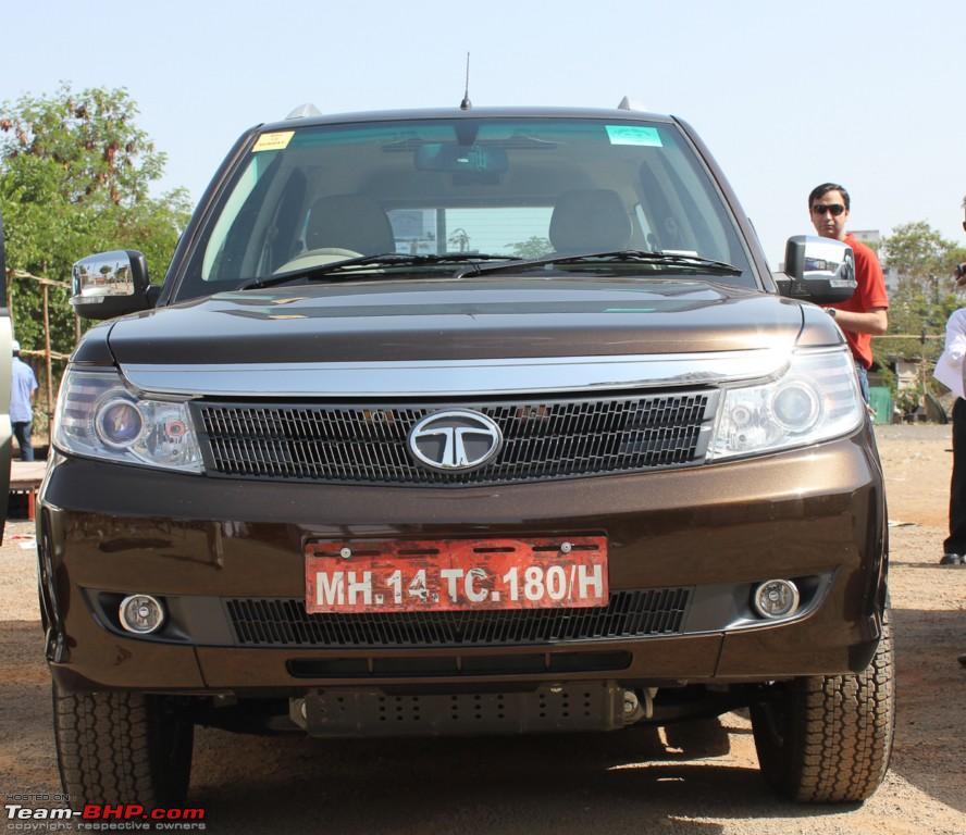 Tata Safari Storme : Test Drive and Review. More pics: pg 47 ...