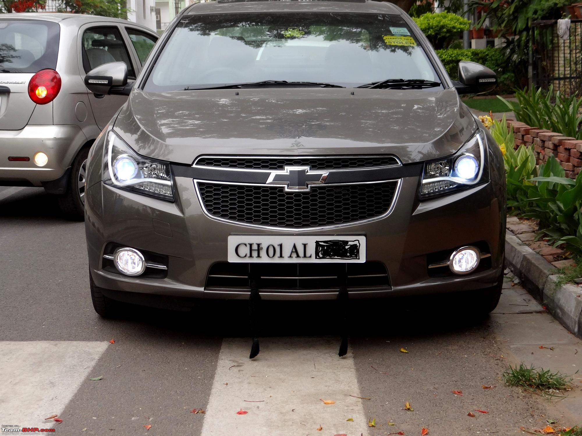 Hellboy s chevrolet cruze my first diesel car 7 jpg