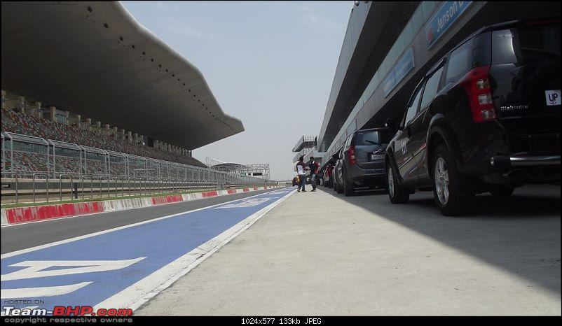 Torque Day - Driving the Mahindra XUV 5OO on the Buddh International Circuit-dscf0609.jpg