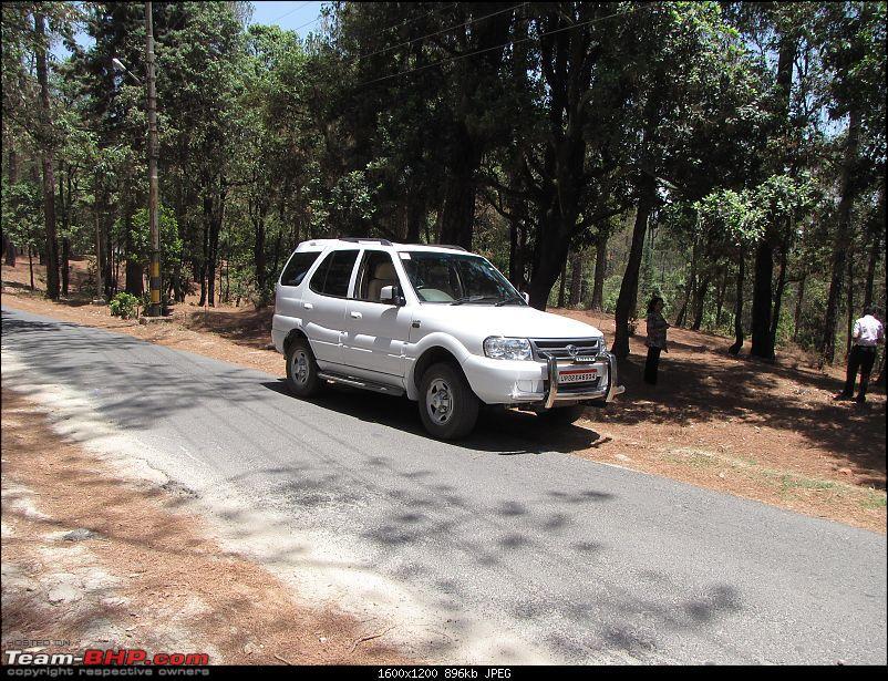 Dream Comes True -: Tata Safari LX-img_0534.jpg