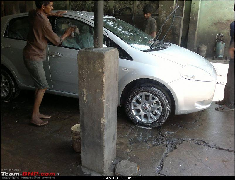 Italiano Bellezza - Fiat Grande Punto 1.3 MJD Emotion. EDIT : 2nd Service update-wash.jpg