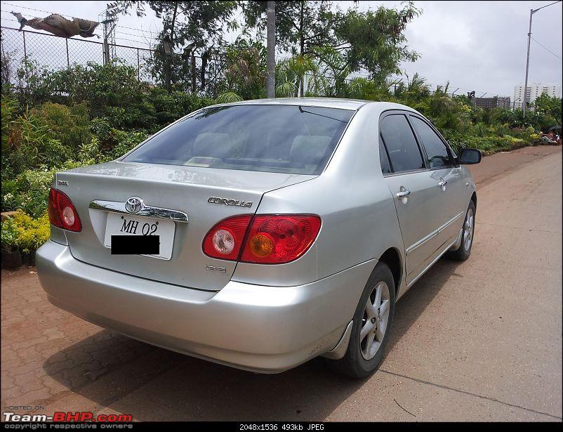 My 1st ever Toyota - A pre-worshipped Corolla H2-rear-right.jpg