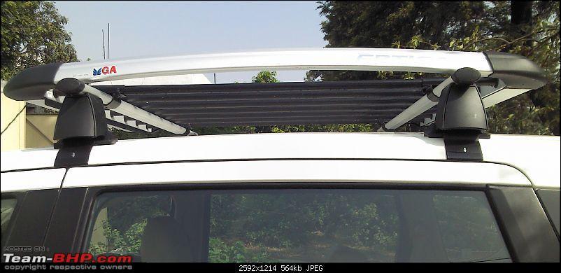 I am in LUV literally - My Maruti Ertiga ZXI-carrier-4.jpg